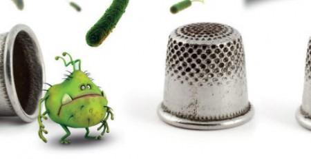 sisteme de protectie cu material bactericid