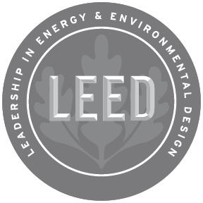 leed logo pentru certificari verzi