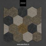 2tec2 play cu dala in forma hexagonala si joc de culori