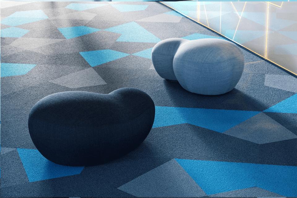 Concept Design Vorwerk Freeform pentru sediul Nvidia
