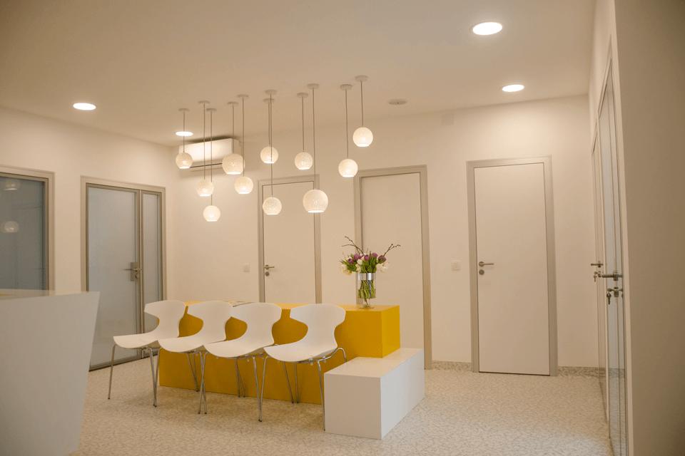 Covor PVC pentru orice concept de design pentru clinica medicala sau laboratoare de analize