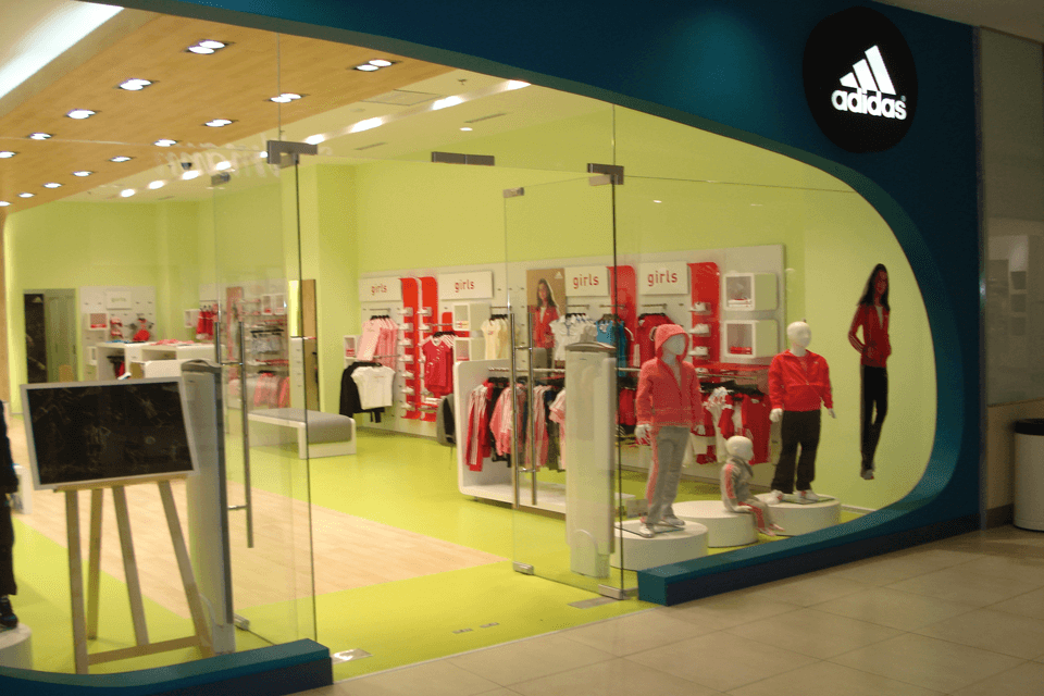 Covor PVC si parhet pentru magazin comercial