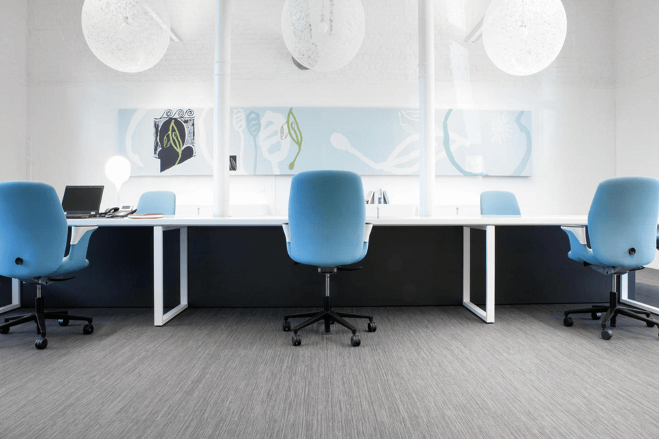 Mocheta 2tec2 Lava pentru birouri open space