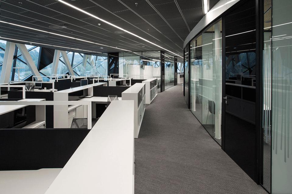 Mocheta 2tec2 pentru birouri open space