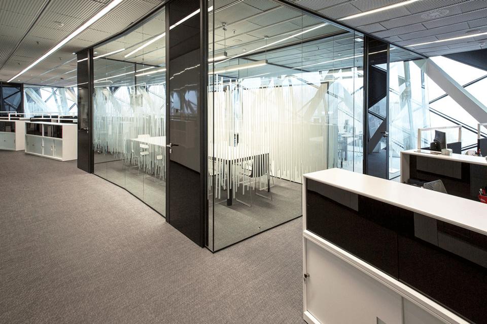 Mocheta 2tec2 wall-to-wall pentru birouri