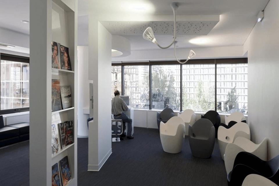 Mocheta Rola pentru spatii deschise de birouri