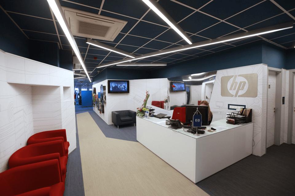 Mocheta birou HP