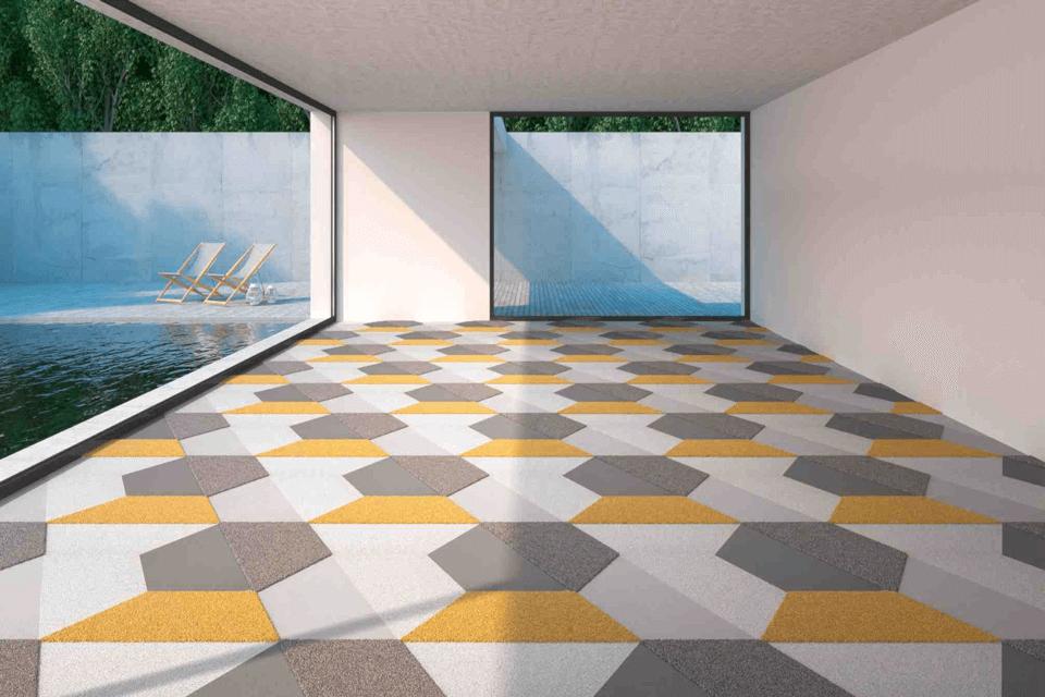 Moheta vorwerk-freeform pentru birouri cu model 3D